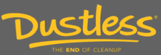 Dustless vacuum cleaner logo